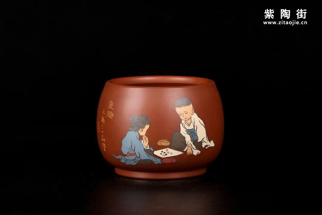 王天龙品茗杯欣赏插图32