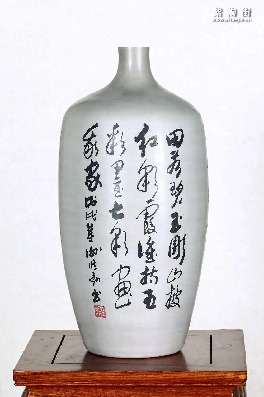 建水紫陶谢恒介绍及作品欣赏插图29