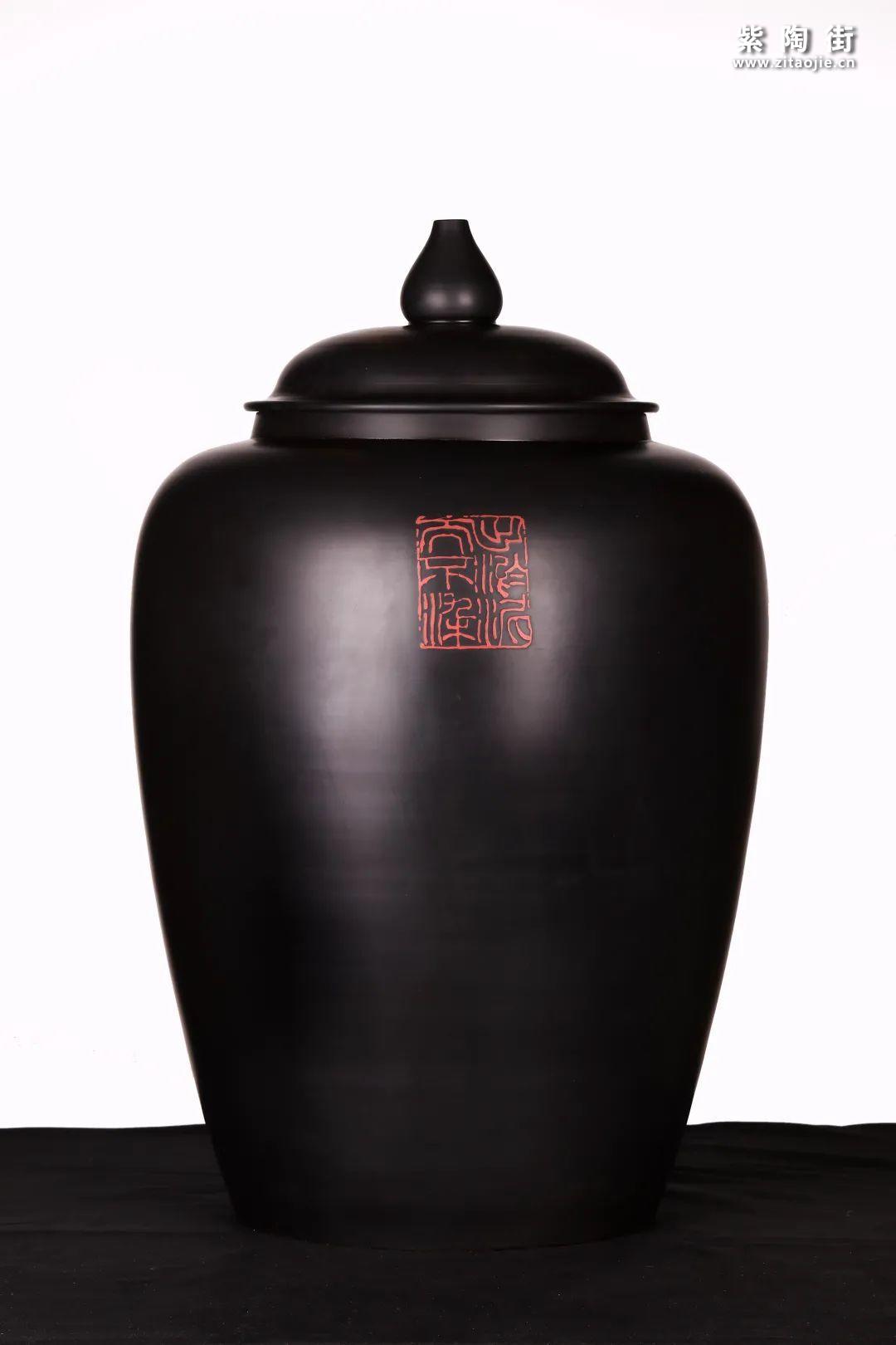 建水紫陶精品茶缸雅赏插图20