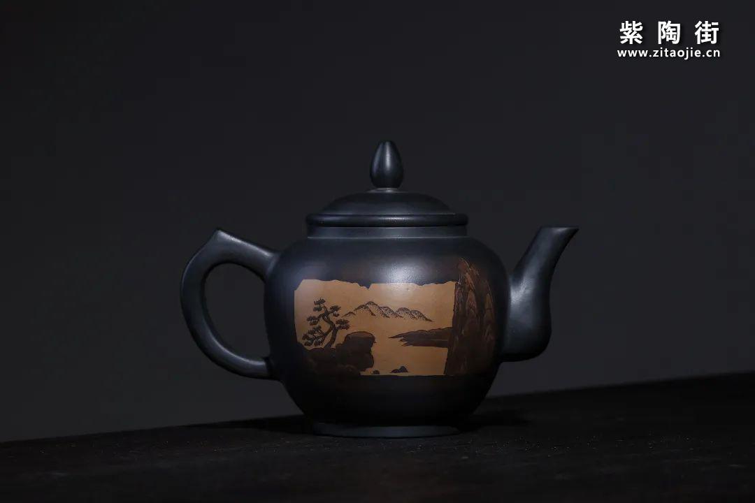 建水玄同陶介绍及紫陶作品欣赏插图12