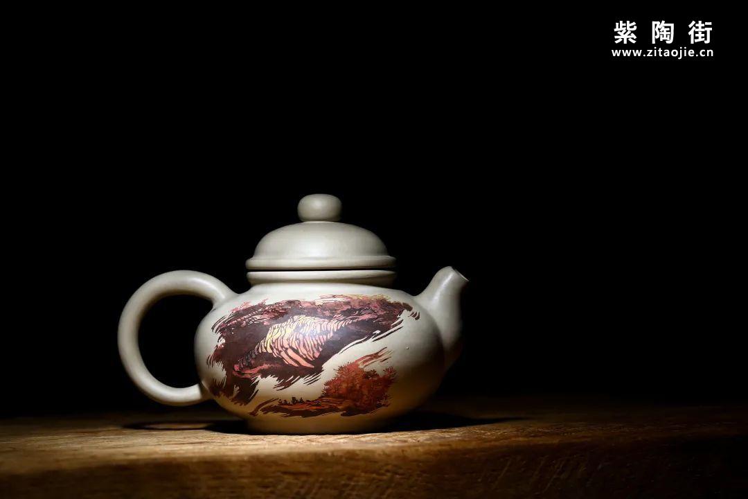 建水紫陶白泥壶怎么养?插图11