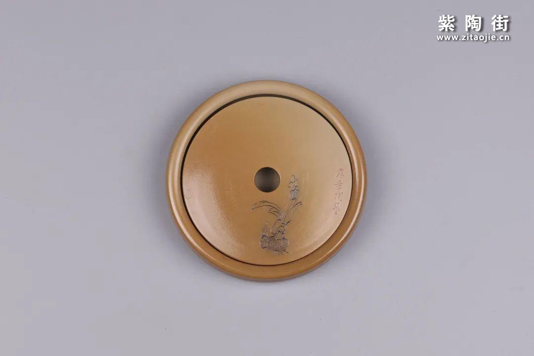 建水紫陶干泡盘插图41