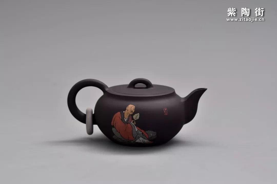 建水王志伟高级工艺美术师作品欣赏插图7