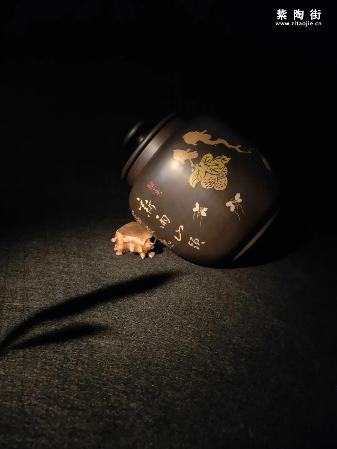 紫陶醒茶罐 • 普洱茶的好搭档插图9