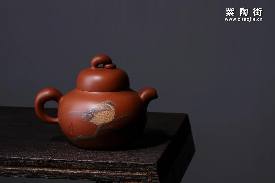 建水玄同陶介绍及紫陶作品欣赏插图5