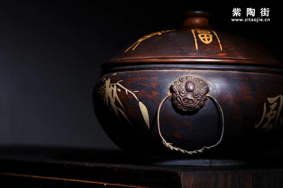 建水紫陶汽锅插图30