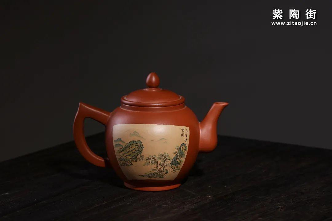 建水玄同陶介绍及紫陶作品欣赏插图9