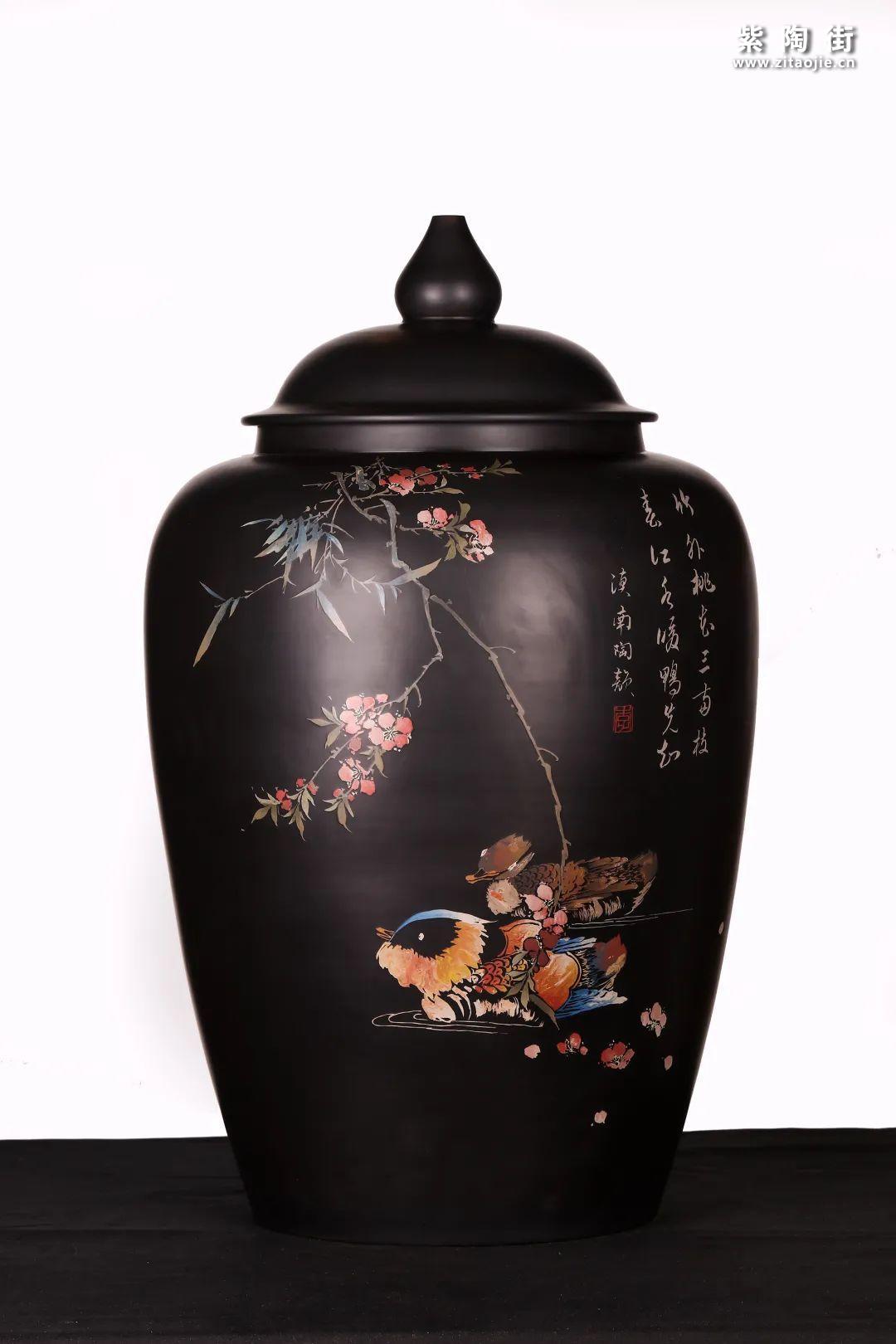 建水紫陶精品茶缸雅赏插图10