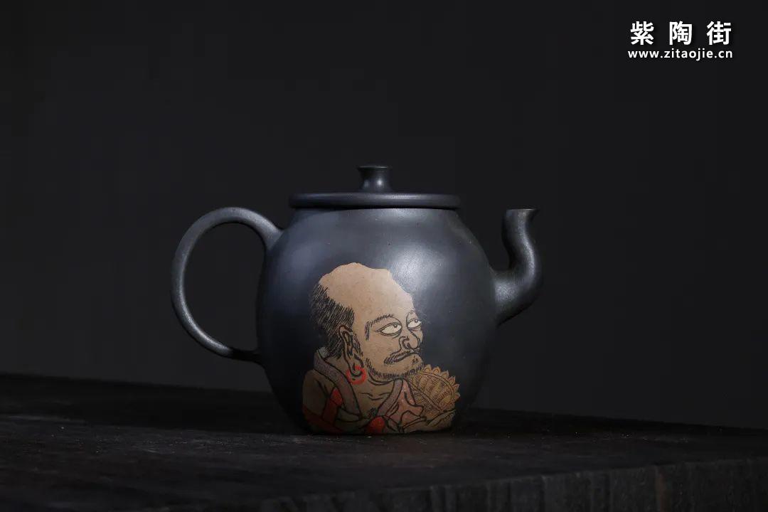 建水紫陶名家陈学作品欣赏插图29