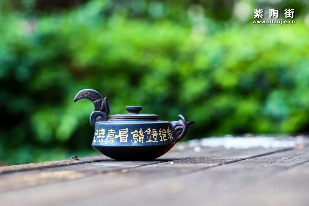 建水紫陶马成林大师作品赏插图5