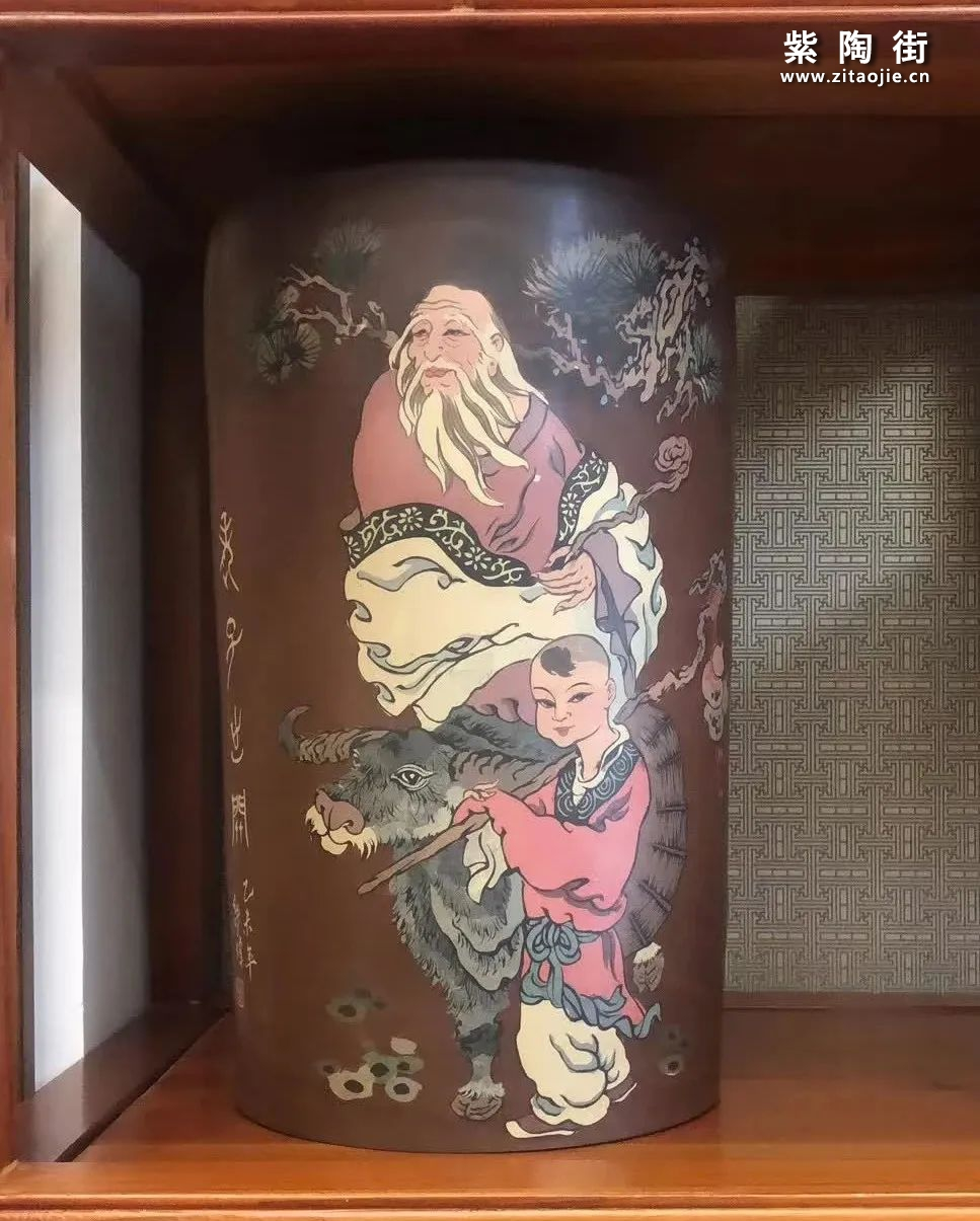 """建水紫陶""""德和陶艺""""周连和介绍插图21"""