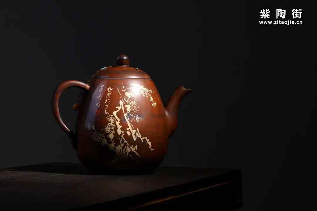 建水紫陶陈绍康作品插图14