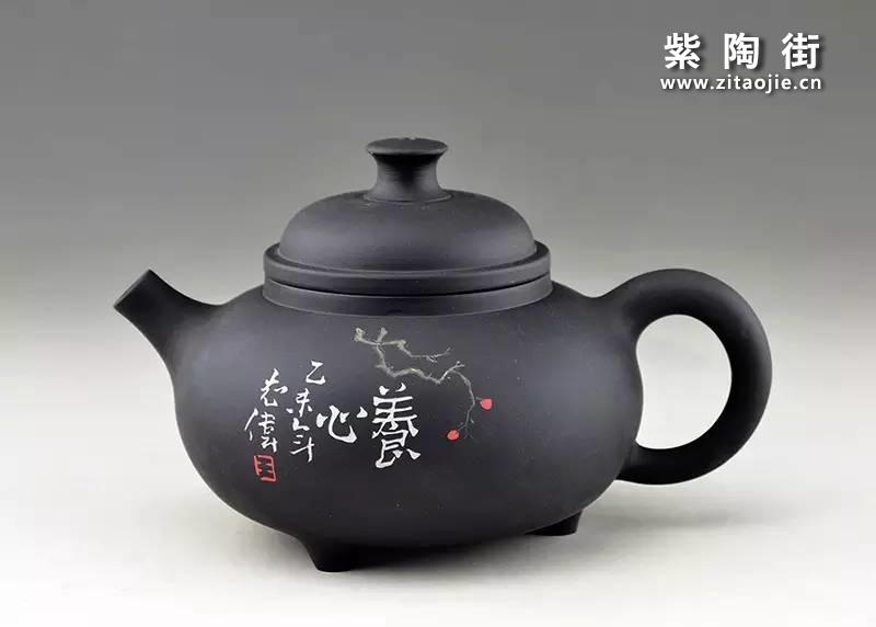 王志伟紫陶壶插图14