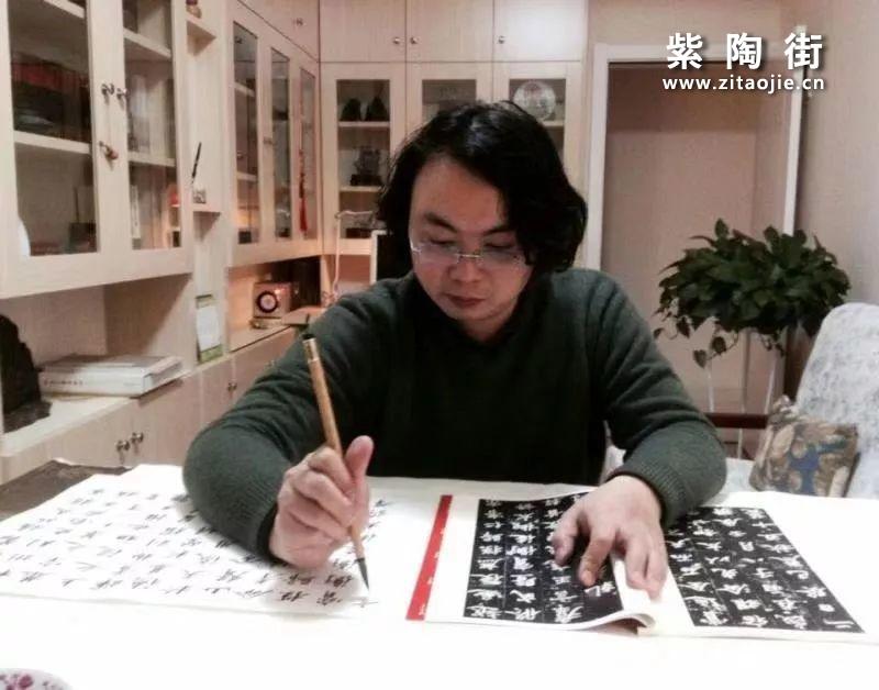 建水紫陶肖卡(尚元)佳作鉴赏插图