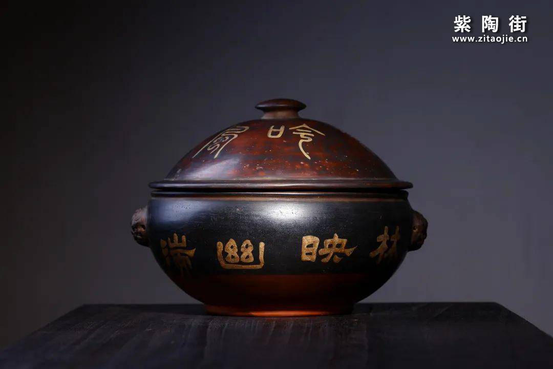 建水紫陶汽锅插图14
