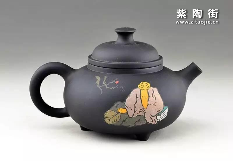 王志伟紫陶壶插图15