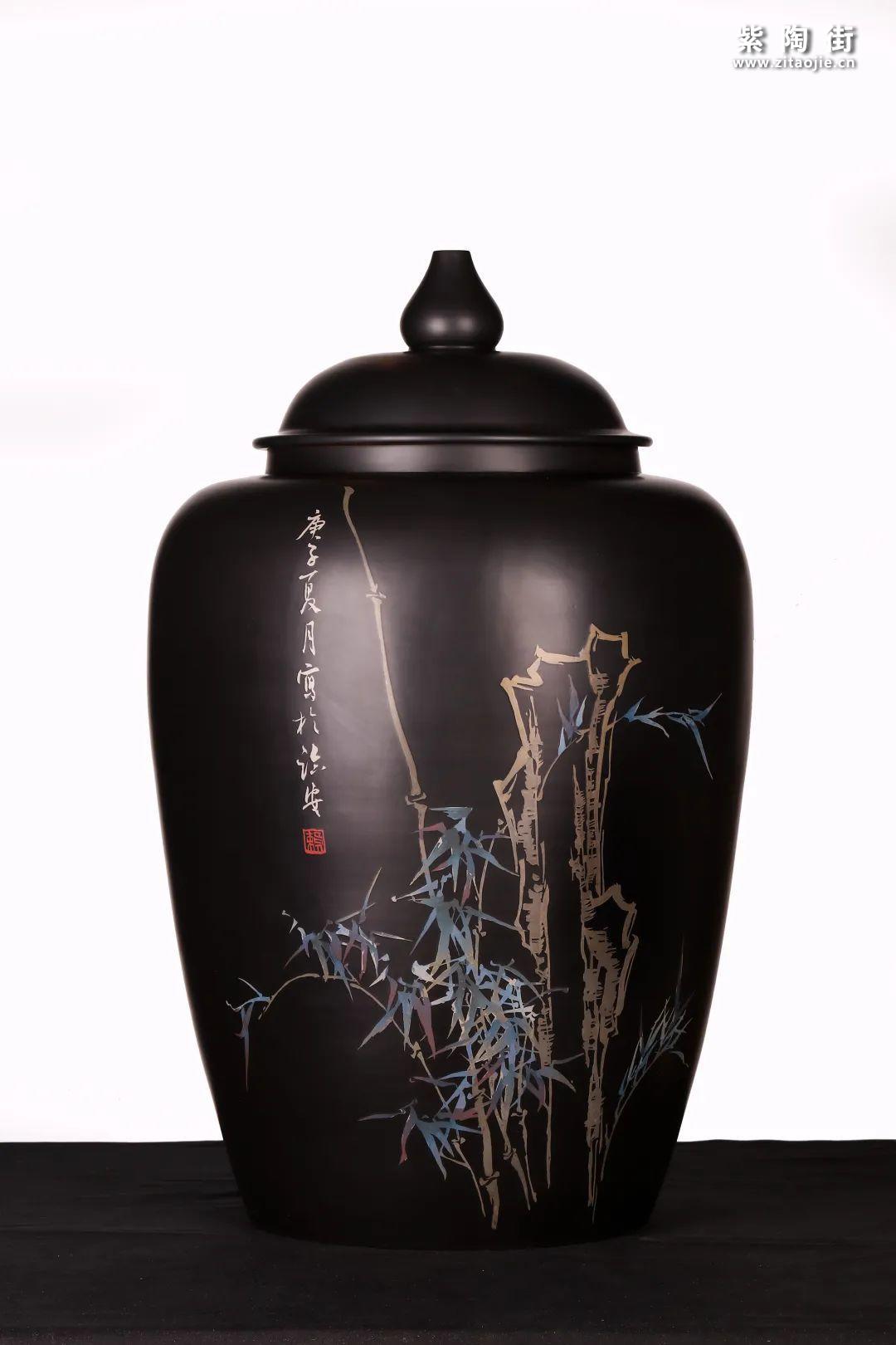 建水紫陶精品茶缸雅赏插图15
