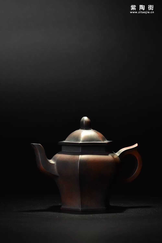 建水紫陶方壶为什么比圆壶更贵?插图30