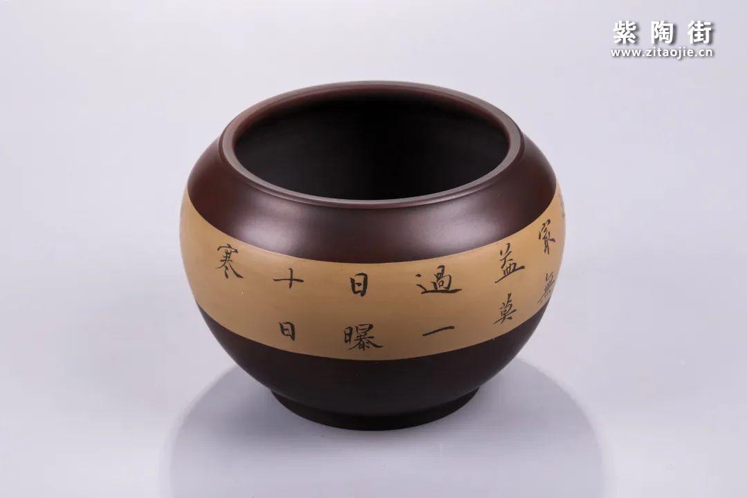 建水紫陶精品水洗品鉴插图36
