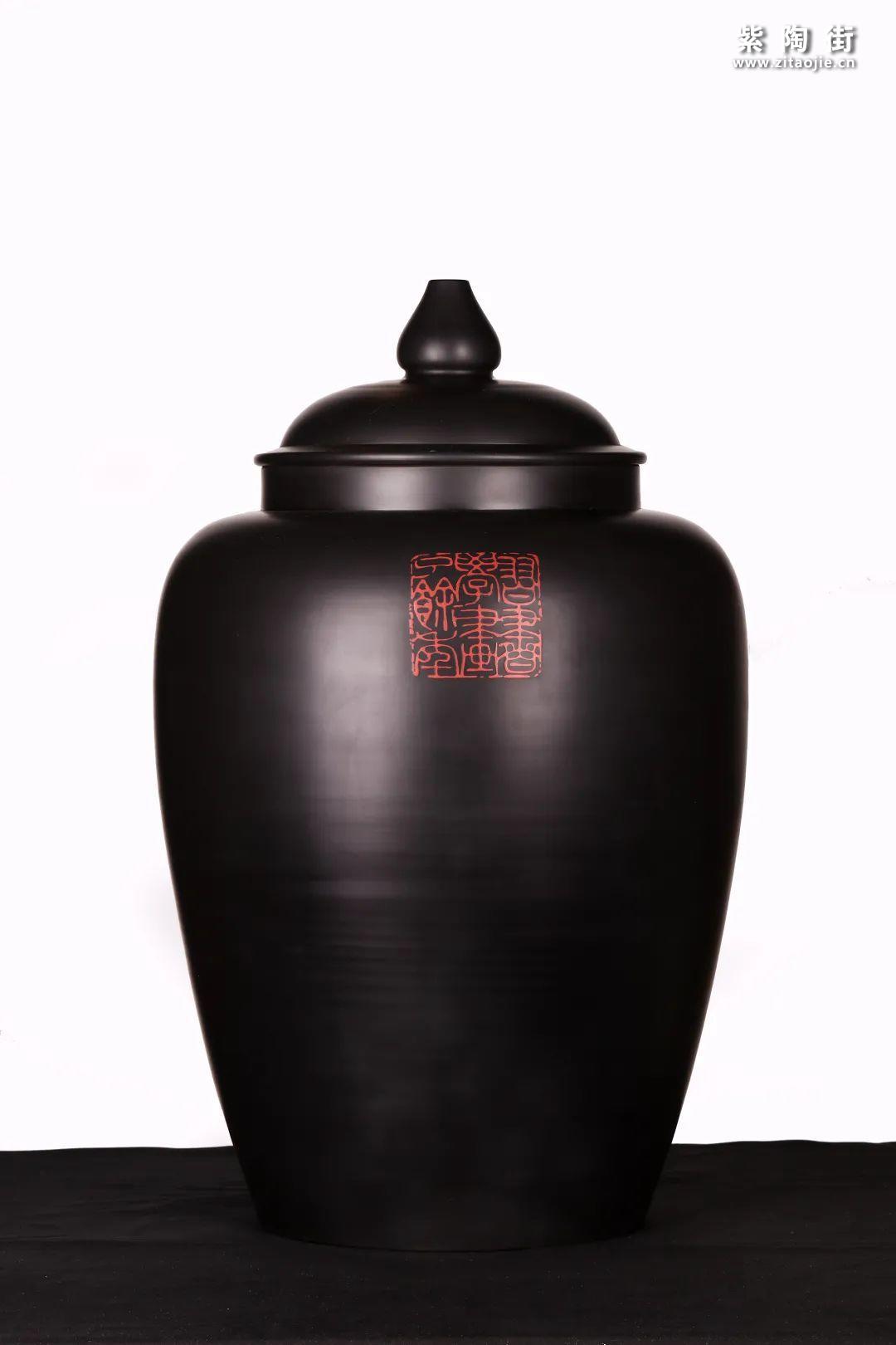 建水紫陶精品茶缸雅赏插图28
