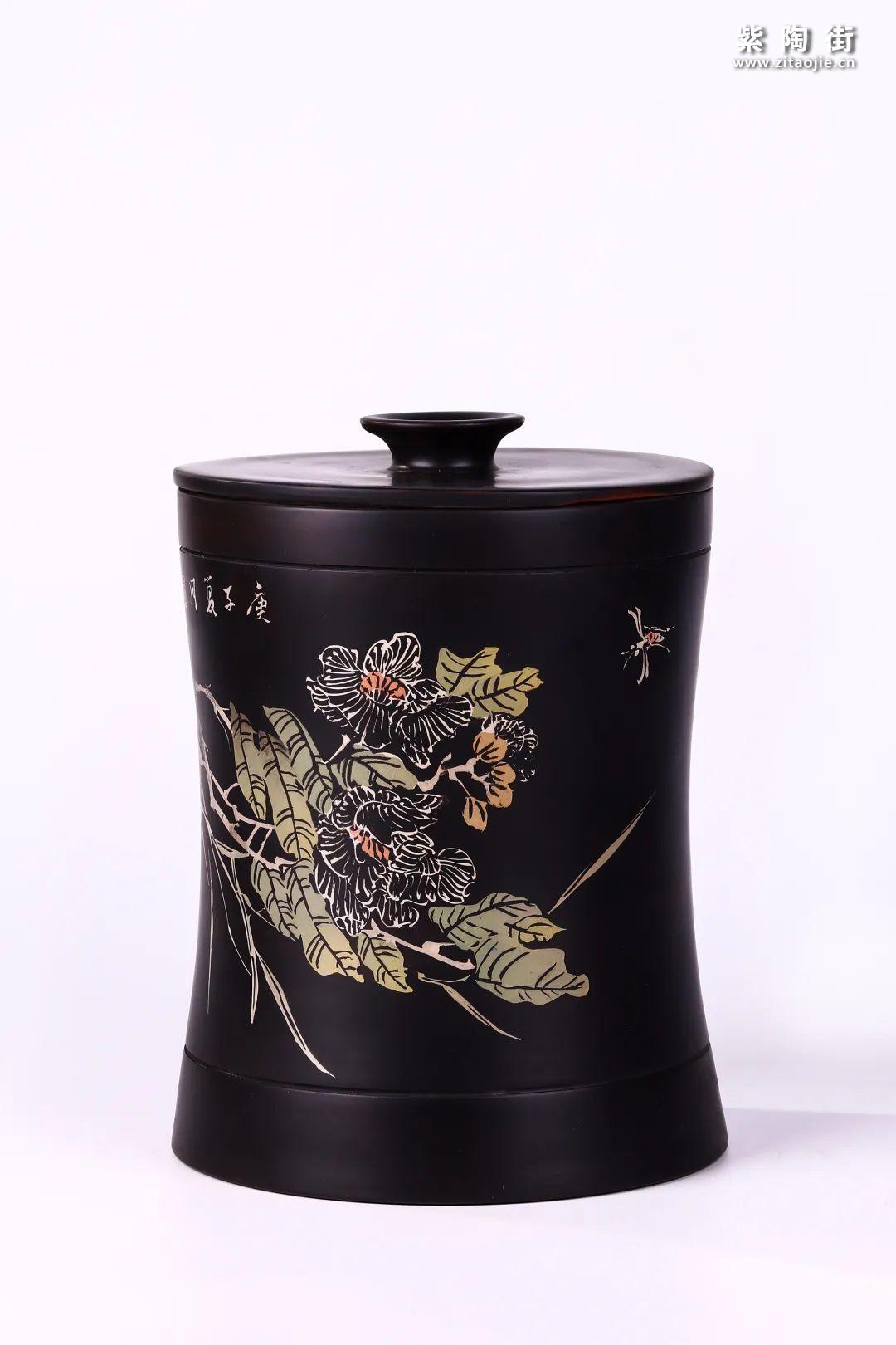 建水紫陶赖恒东作品赏析插图47