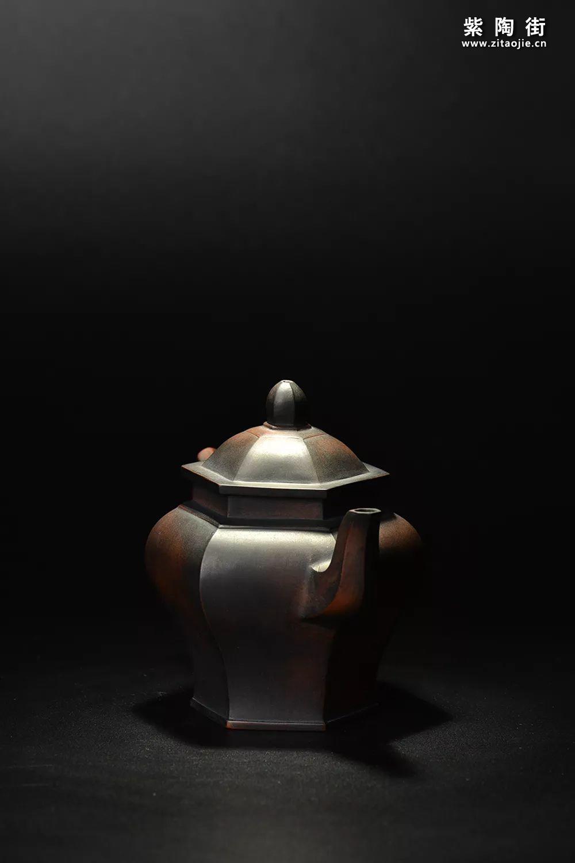 建水紫陶方壶为什么比圆壶更贵?插图31