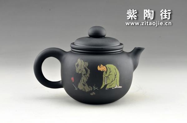 赏壶-王志伟紫陶工作室出品插图13