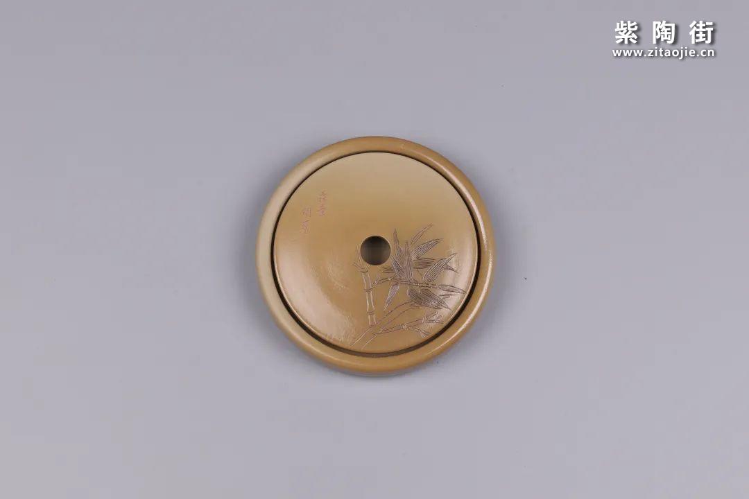建水紫陶干泡盘插图83