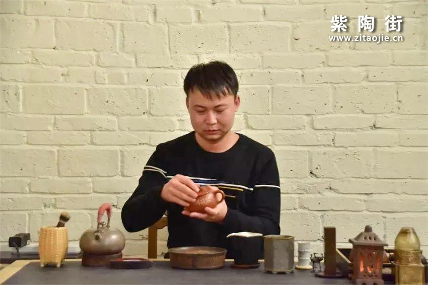 建水紫陶潘博介绍及紫陶作品欣赏插图4