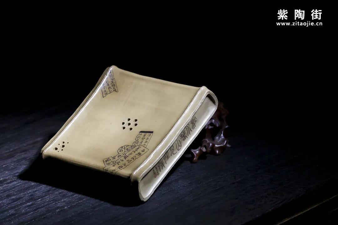 钱权达(朽木)、许洪智合作紫陶作品插图20
