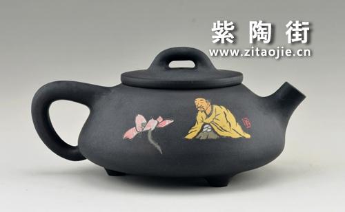 金秋赏壶-王志伟紫陶工作室出品插图21