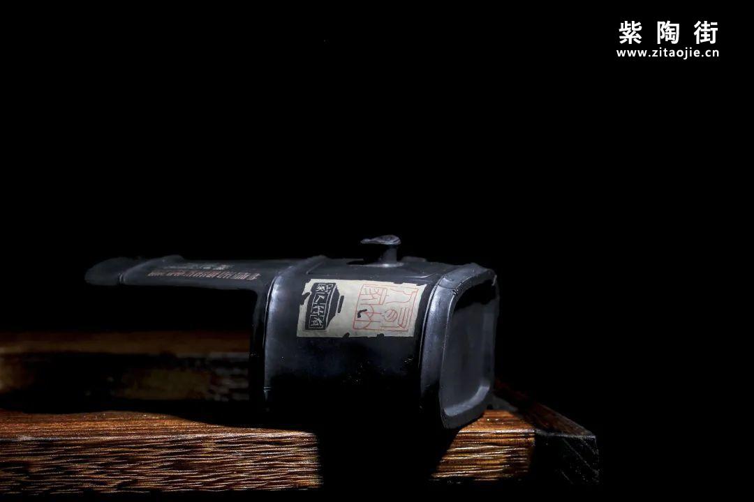 钱权达(朽木)、许洪智合作紫陶作品插图23