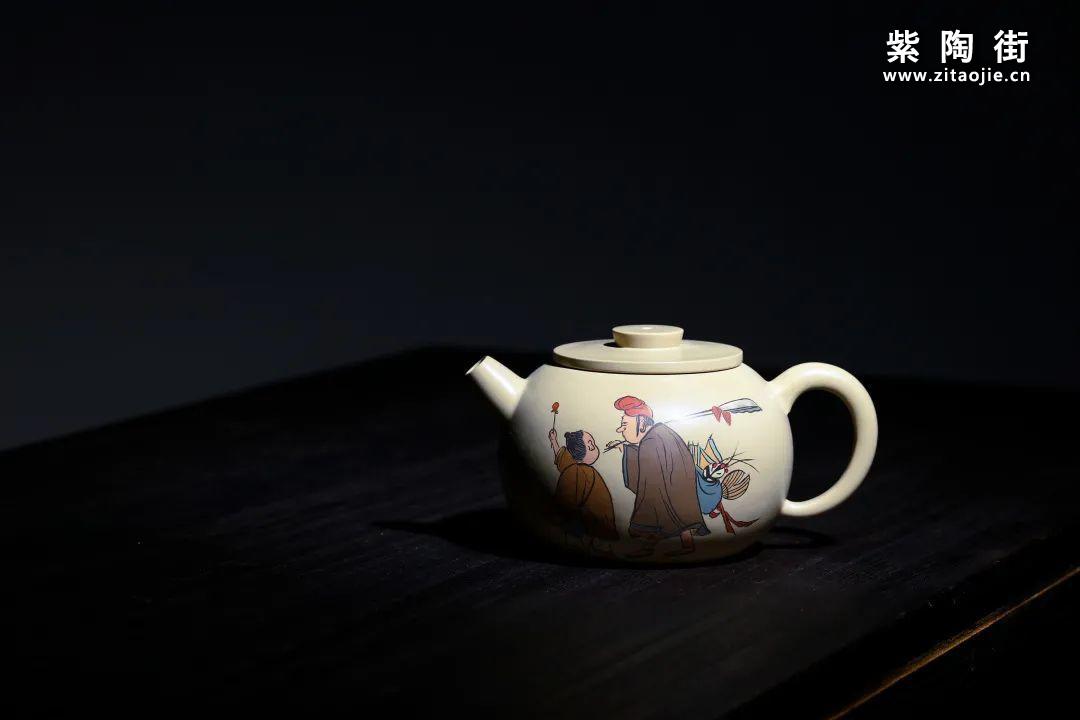 建水紫陶王天龙介绍及作品欣赏插图11