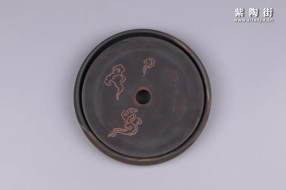 建水紫陶干泡盘插图16