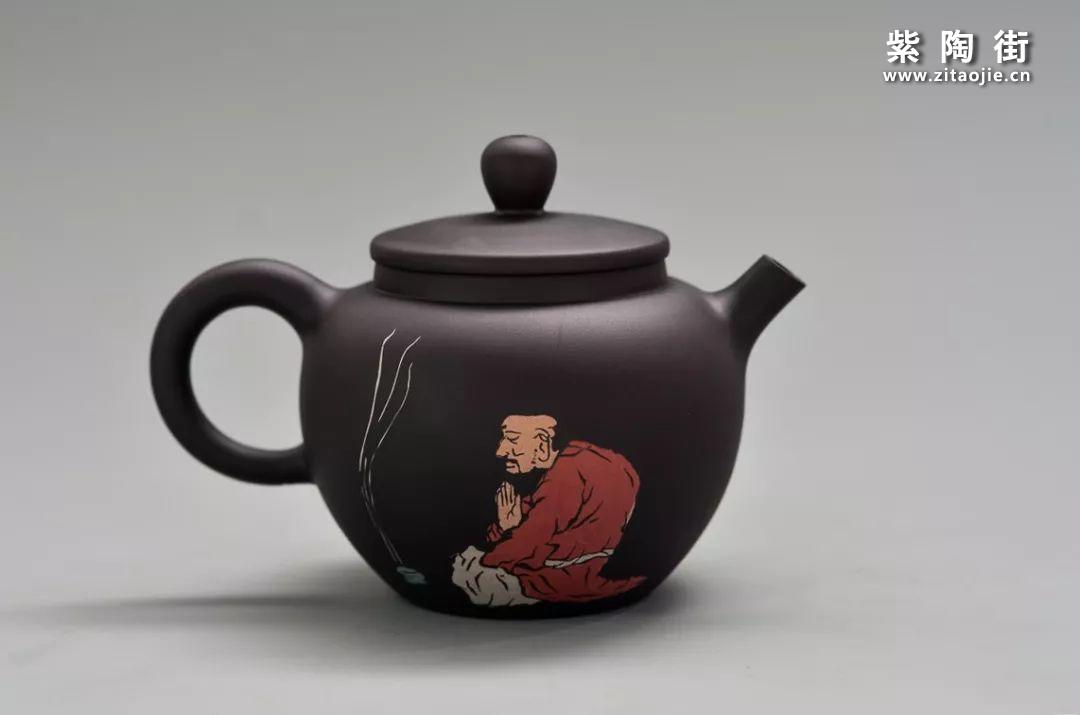 建水王志伟紫陶精品展⑦-紫陶街