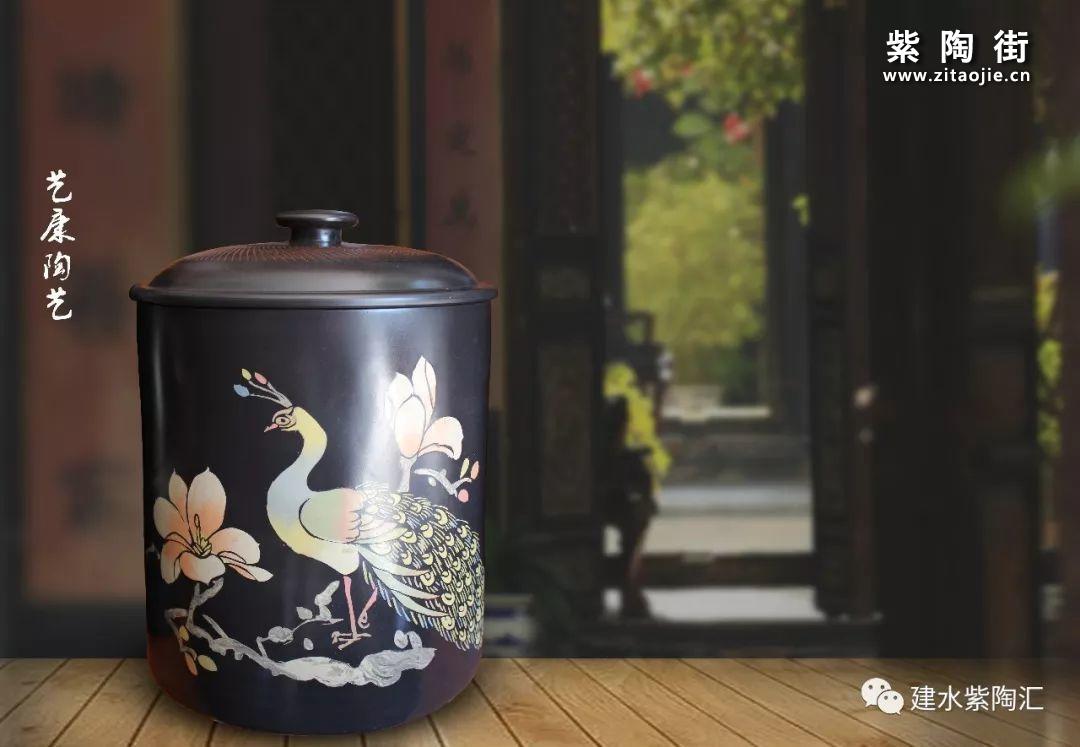 建水艺康陶艺介绍及紫陶作品欣赏插图4