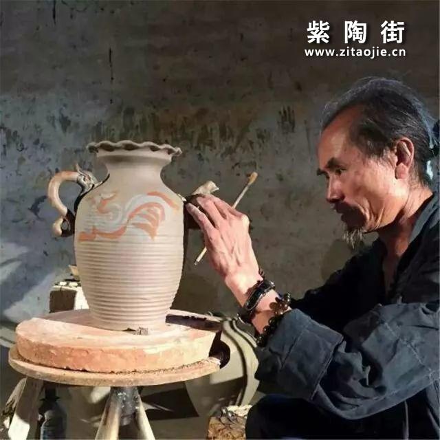建水紫陶马成林大师-紫陶街