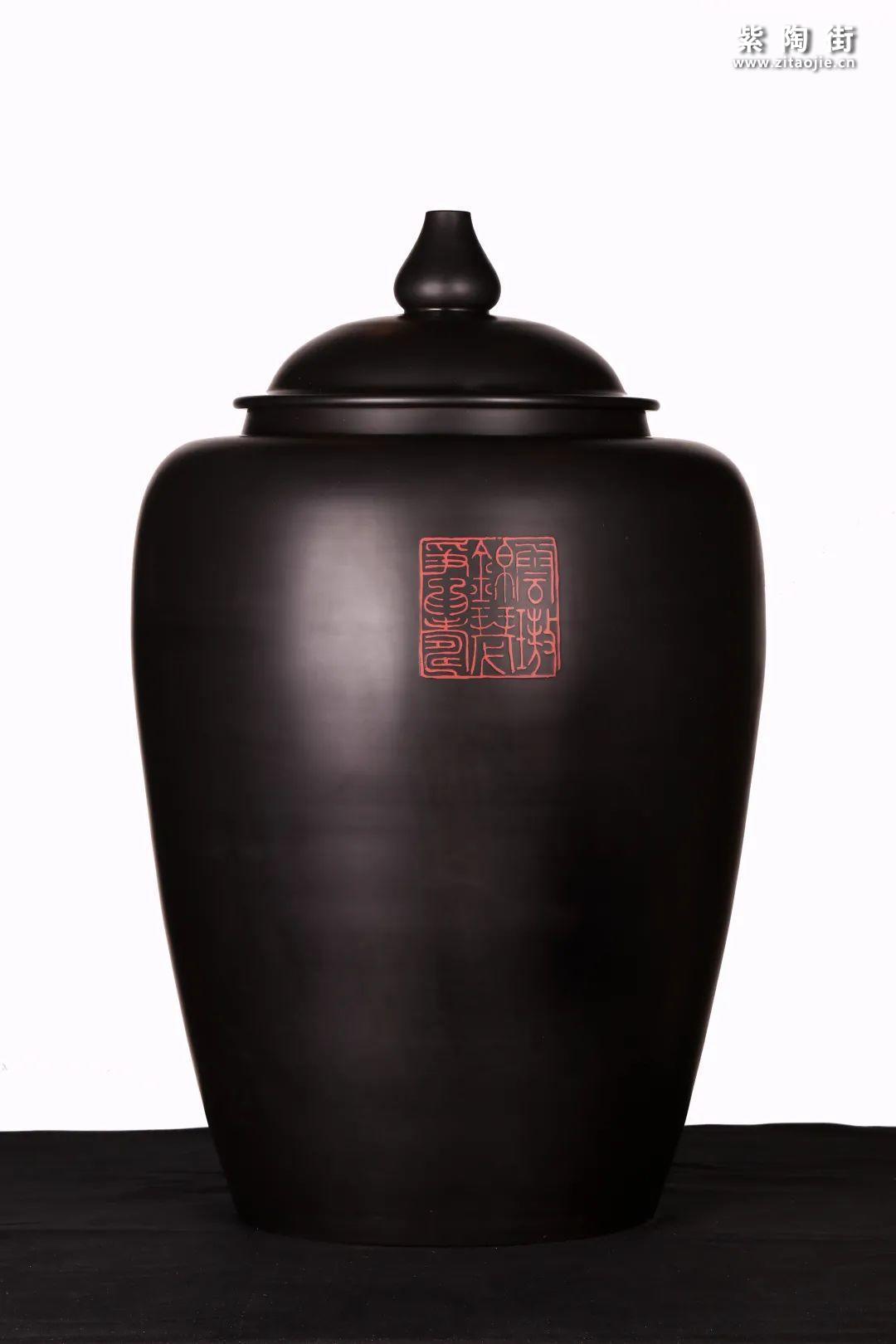 建水紫陶精品茶缸雅赏插图18