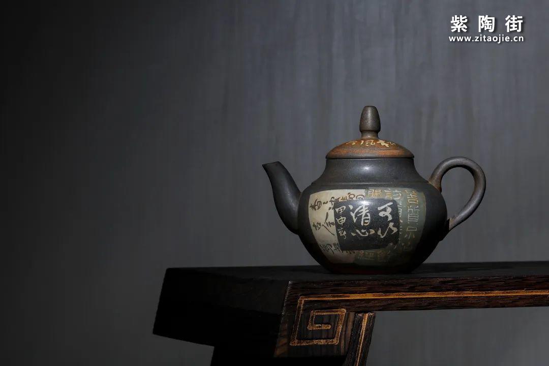 建水紫陶陈绍康作品赏插图2