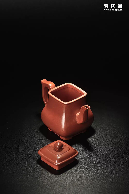 建水紫陶方壶为什么比圆壶更贵?插图17