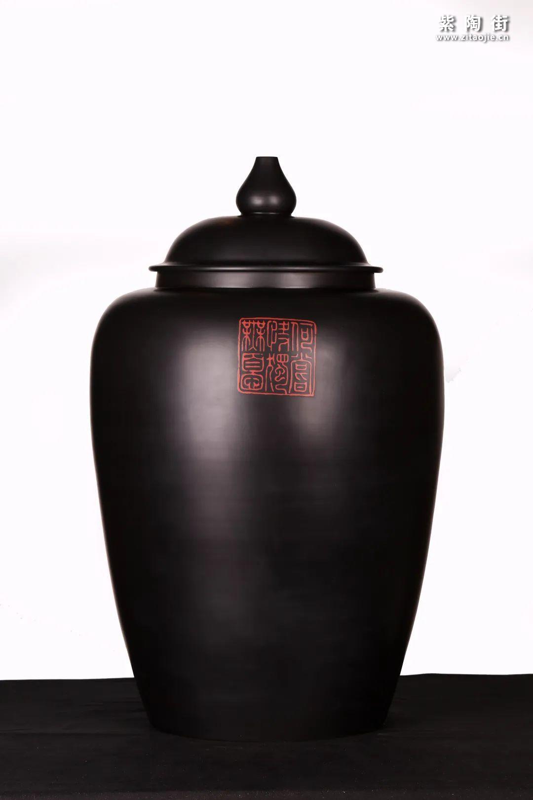 建水紫陶精品茶缸雅赏插图16