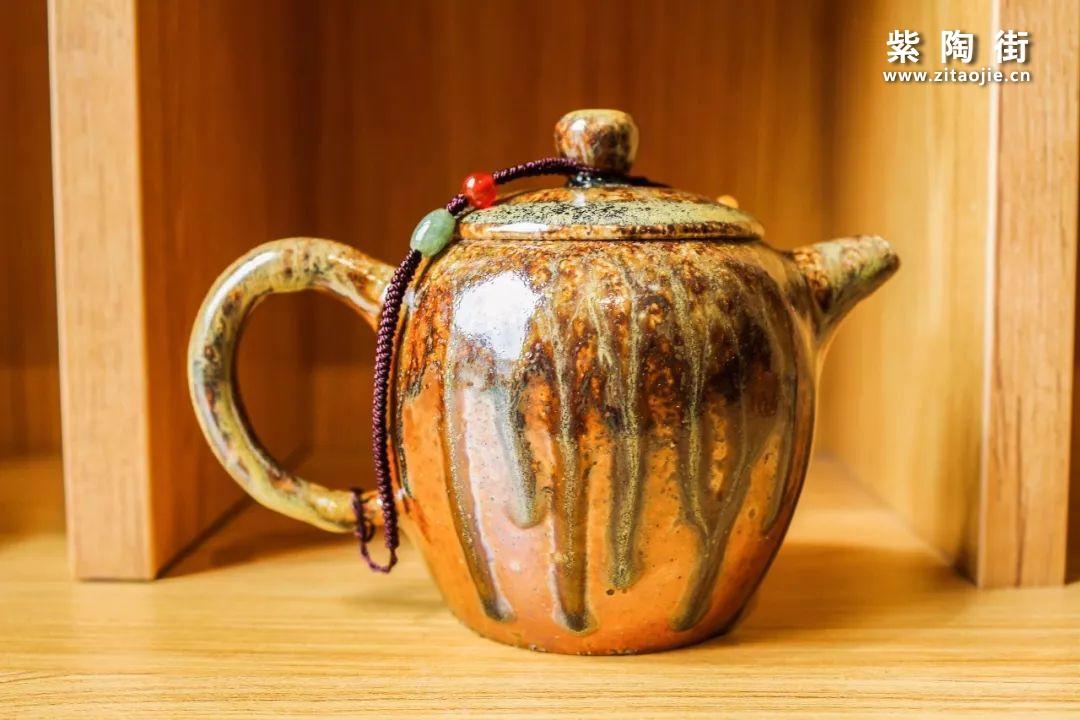 建水掌象陶艺紫陶作品欣赏插图11