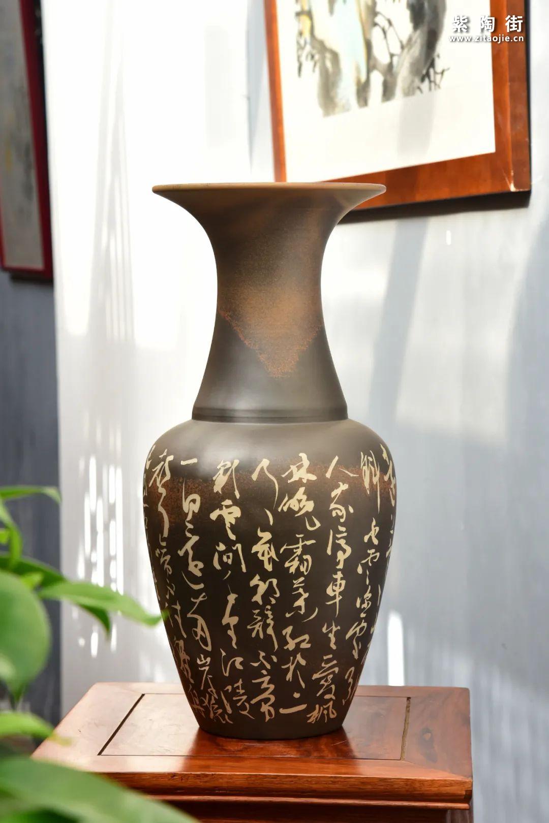常见的几种建水紫陶瓶型插图2