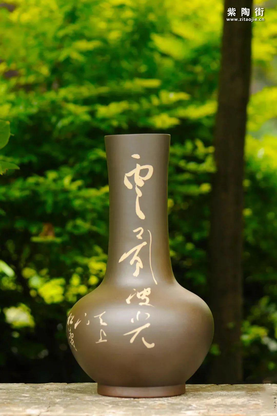 常见的几种建水紫陶瓶型插图3