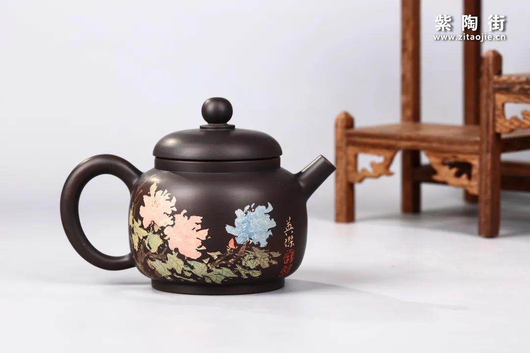 春节适合送礼的建水紫陶套装插图40