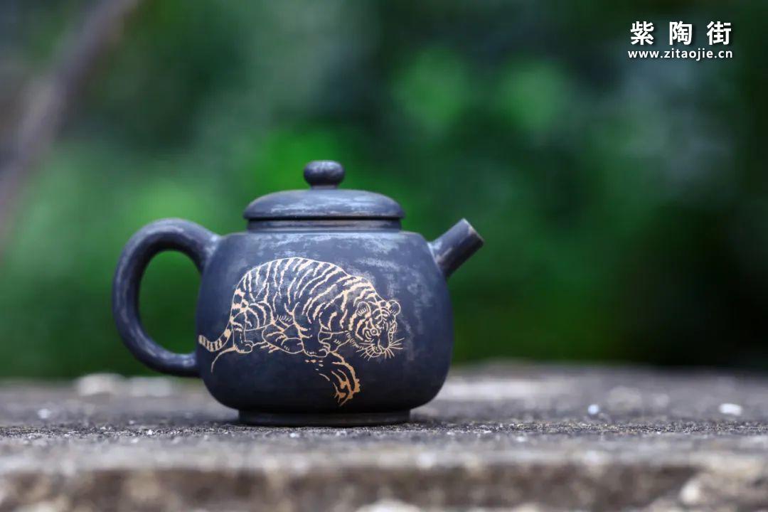 建水彭崇智简介及紫陶作品欣赏插图41
