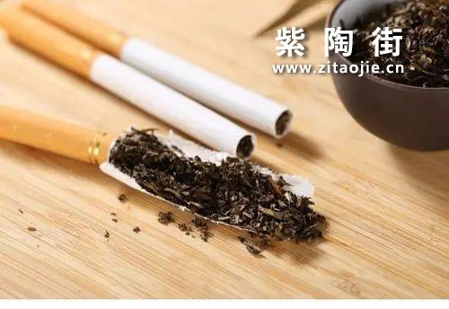 戒不了的烟!健康怎么办?——喝茶来帮你!插图2