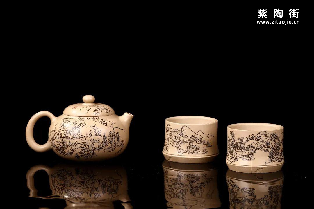 春节适合送礼的建水紫陶套装插图18