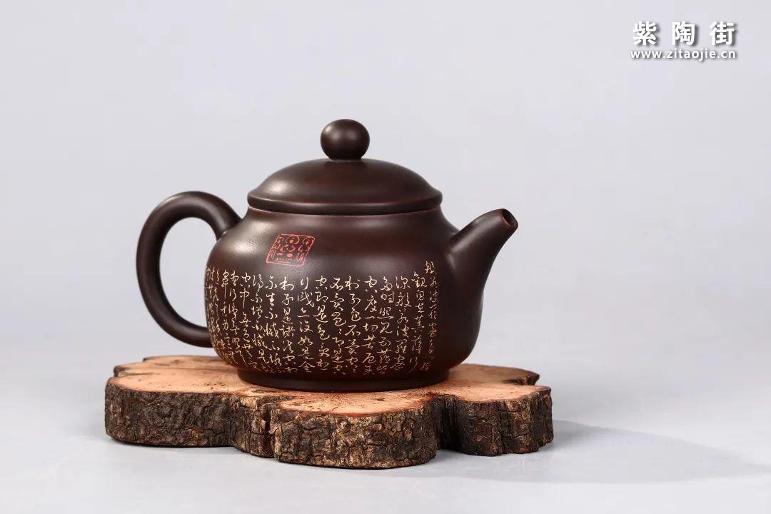 春节适合送礼的建水紫陶套装插图42
