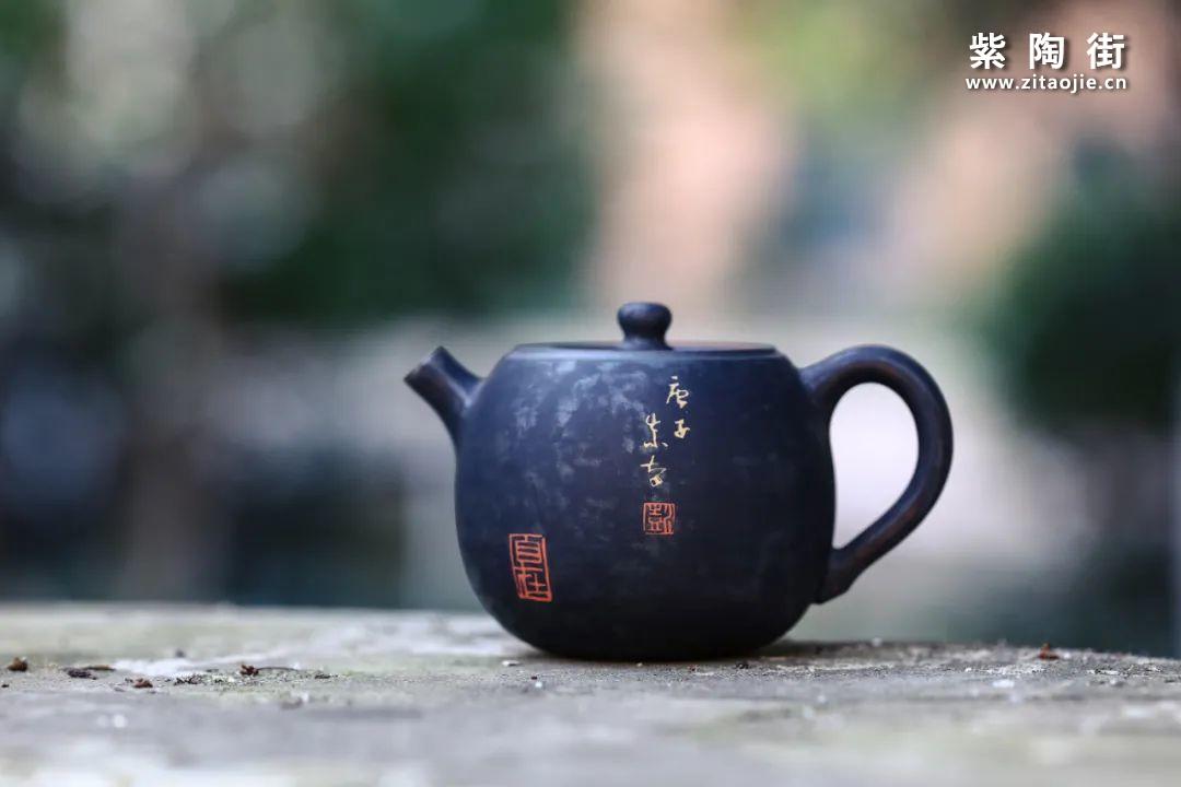 建水彭崇智简介及紫陶作品欣赏插图26